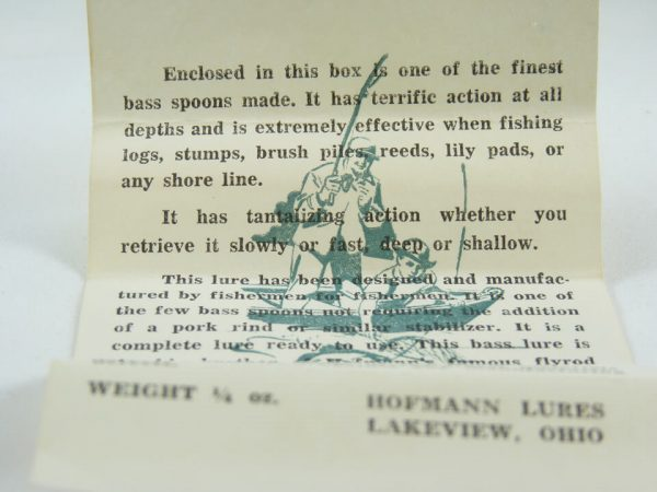Hofmann's Lures Inc.