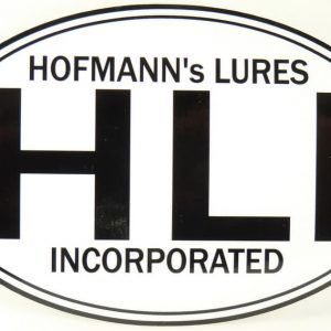 HLI Oval Decal